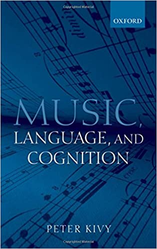 Amazon com: Music, Language, and Cognition: And Other Essays