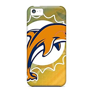 New Miami Dolphins Tpu Case Cover, Anti-scratch BbMCfpp4574FkRsX Phone Case For Iphone 5c