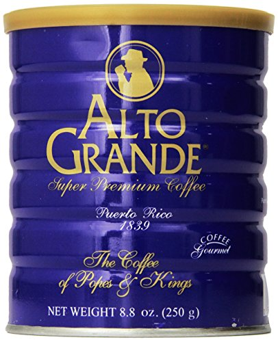Alto Grande Super Premium Coffee Ground 8.8 Ounces - 2 cans