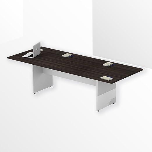 Fumu Mesa Reunión Escritorio Oficina L250 × P100 X Altura ...