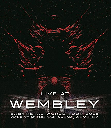 BABYMETAL / 「LIVE AT WEMBLEY ARENA」BABYMETAL WORLD TOUR 2016 kicks off at THE SSE ARENA WEMBLEY(2016.4.2)