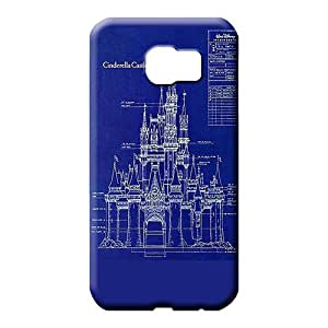 samsung galaxy s6 edge Brand Retail Packaging style phone cases Cinderella Castle