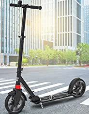 Peradix Scooters for 8 Years and up - Quick-Release Folding System - Front Suspension System Foldable 2 Wheels