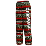 Concepts Sport Green Bay Packers Holiday Micro Fleece Pajama Pants