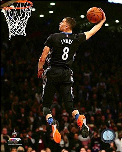 Amazon Com Nba Zach Lavine Minnesota Timberwolves Slam Dunk