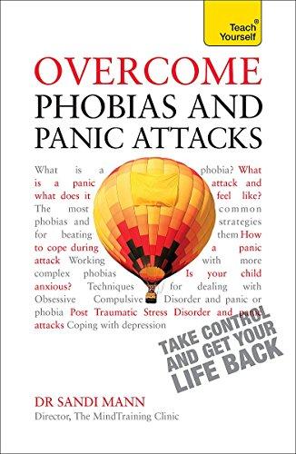 51YhfKIHj%2BL - Overcome Phobias and Panic Attacks (Teach Yourself: Health & New Age)