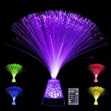 Playlearn Fiber Optic Lamp – Color Changing