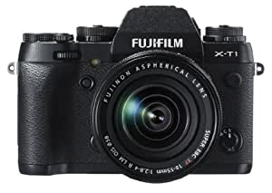 Fujifilm X-T1 16 MP Mirrorless Digital Camera with 3.0-Inch LCD and XF18-55mm F2.8-4.0 R LM OIS Lens