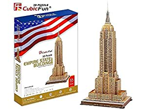 Cubicfun - Puzzle 3D (MC048h) [Importado de Inglaterra]