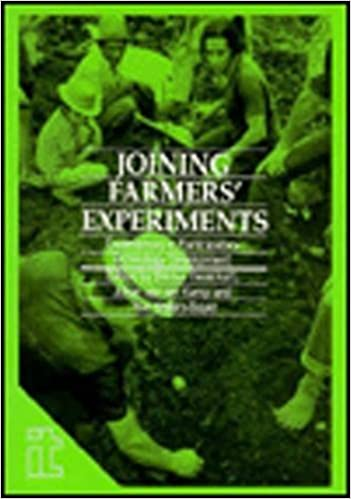 Book Joining Farmer's Experiments: Experiences in Participatory Technology Development (ILEIA Readings in Sustainable Agriculture) by Bertus Haverkort (1991-01-01)
