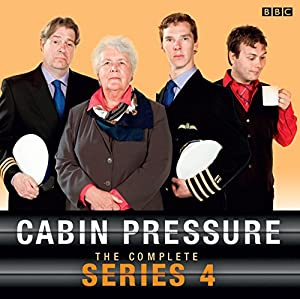 Cabin Pressure: The Complete Series 4 Radio/TV
