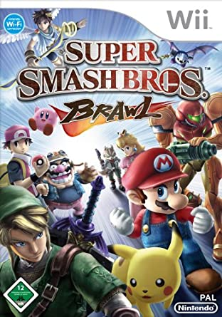 Super Smash Bros.: Brawl [Importación alemana]: Amazon.es ...