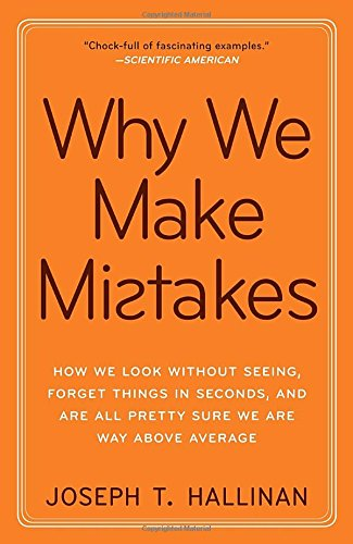 Why We Make Mistakes Without product image