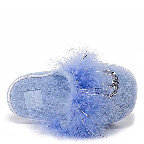 Conguitos Zapatilla de Casa - Zapatillas de casa Niñas Azul