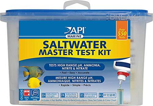 API Saltwater Master Test Kit 12ct