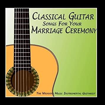 The Wedding Music Instrumental Guitarist