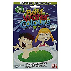 Zimpli Baff Water Colors Multi Color