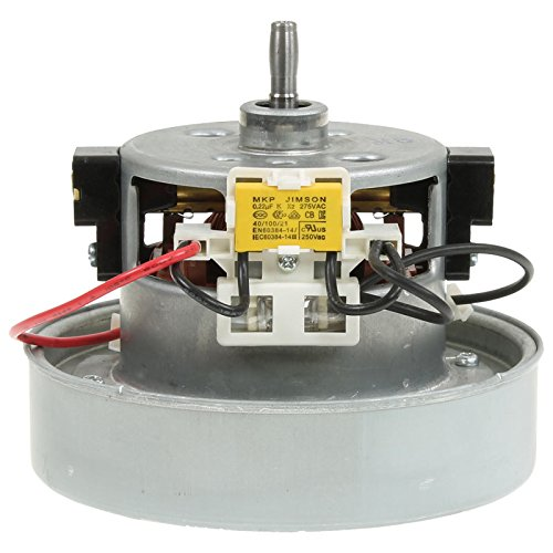 4 Your Home Replacement YDK Type 110v Volt Vacuum Motor Designed to Fit Dyson Models