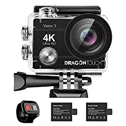 Image of the product Dragon Touch 4K Action that is listed on the catalogue brand of Dragon Touch.