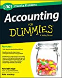 img - for 1,001 Accounting Practice Problems For Dummies book / textbook / text book