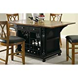 Large Kitchen Island Coaster Slater Collection 102270 42