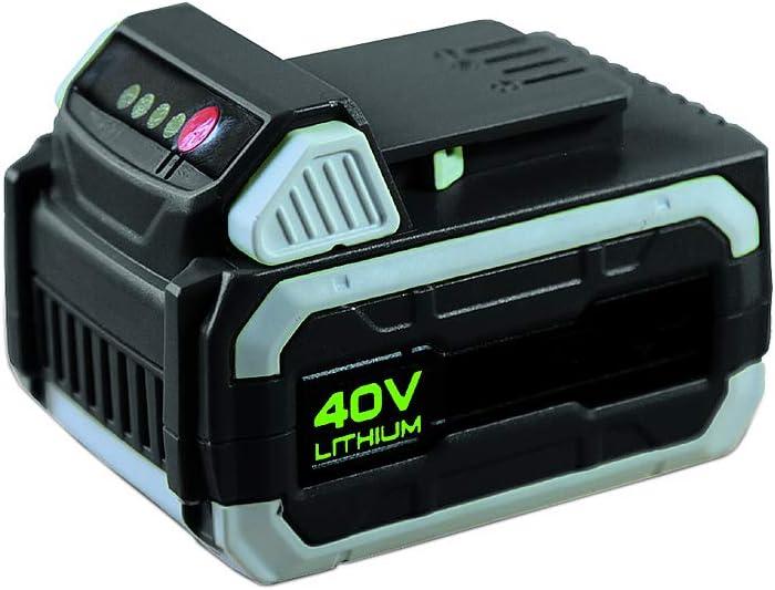 Ikra 40V 2,5Ah Li-Ion R3batería batería de repuesto R3–360de Ah de U de 02