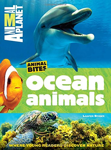 Ocean Animals (Animal Planet Animal Bites)