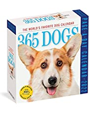 365 Dogs Page-A-Day Calendar 2022: The World's Favorite Dog Calendar