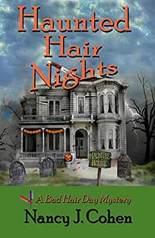 book cover of Haunted Hair Nights