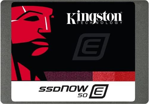 Kingston SSDnow 50 E 480GB SE50S37//480G 2.5/'/' SATA Solid State Drive