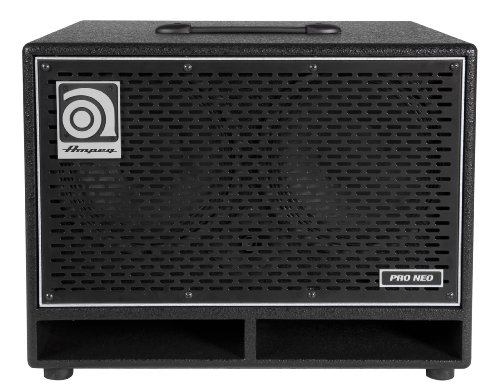 HLF Bass Amp cab,  2x10-inch speaker cabinet, neodymium loaded, 550W RMS (Bass Speaker Cab)