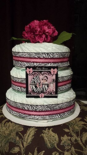 CUSTOM Themed Diaper Cakes by Southern Wishes Craft Company