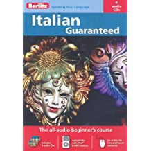 Guaranteed Italian 4 Audio CDS