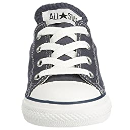 Converse Unisex Child Infant/Toddler Chuck Taylor All Star Ox - Navy - 10 TOD