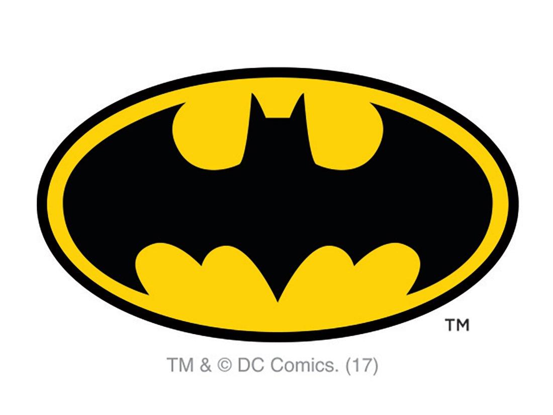 SmileMakers Batman Logo Tattoos - Prizes 144 per Pack