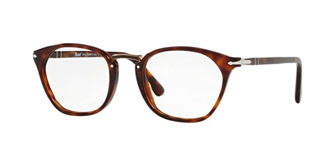 da35ffab164bc Image Unavailable. Image not available for. Color  Persol PO3209V Eyeglass Frames  24-50 - Havana