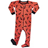 Witch Footed Pajama 4 Years