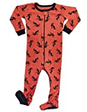 Leveret Kids Witch Baby Boys Girls Footed Pajamas