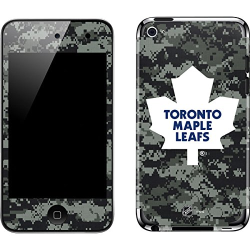 (NHL Toronto Maple Leafs iPod Touch (4th Gen) Skin - Toronto Maple Leafs Camo Vinyl Decal Skin For Your iPod Touch (4th Gen))