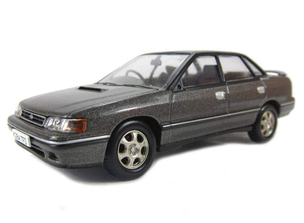 Amazon.com: Corgi 1:43 Subaru Legacy RS R Turbo Series 1 Car Model (Slate Grey): Toys & Games