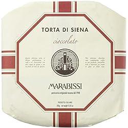 Marabissi Panforte Margherita, Torta Al Cioccolato, 12.25-Ounce