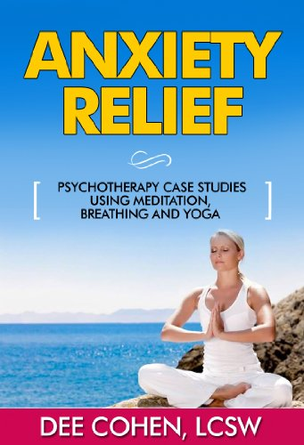 Anxiety Relief Psychotherapy Meditation Management ebook product image