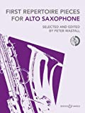 First Repertoire Pieces for Alto Saxophone, Peter Wastall, 0851627064