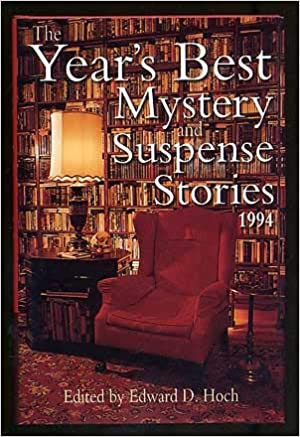 The Years Best Mystery And Suspense Stories 1994 Years Best