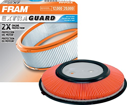 FRAM CA6850 Extra Guard Round Plastisol Air Filter