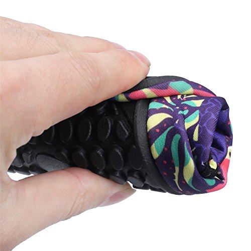 House Water Drying Sock Centipede Office Mens Demon Color Womens Aqua Shoes Footwear Barefoot Pattern Quick Aqqw7E8Ix