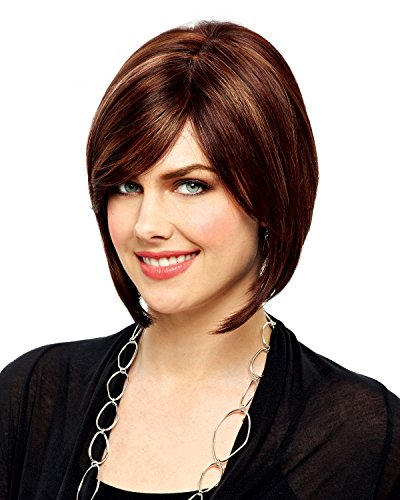 Codi Monofilament Synthetic Wig By Amore Mochaccino ()