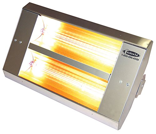 30 Asymmetrical Infrared Heater - 2