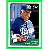 2003 Upper Deck Vintage #82 Tommy Lasorda Manager LOS ANGELES DODGERS