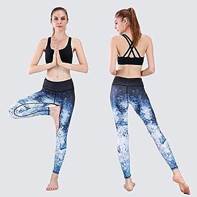 JIALELE Pantalon Yoga La Niña 9 Pantalones Sello Pantalón ...